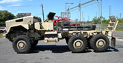 MRAP (Mine Resistant Ambush Protected) Vehicle Parts