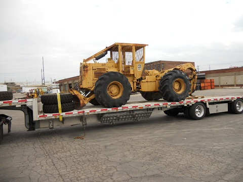 Cat 518 Skidder | Gallery | Eastern Surplus