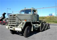 M920 Heavy Equipment Transport, 8x6 Truck Tractor