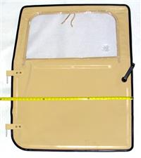 HM-524 | 2510-01-330-6174 Door, Vehicular, Soft Top Door, Front Left Hand, Tan Complete Door (3).JPG