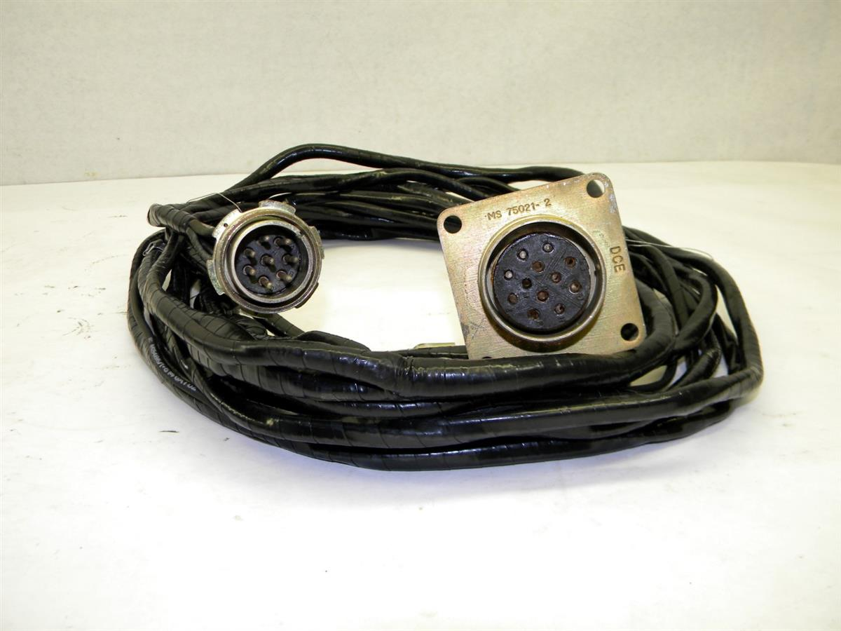 m36 gas powered rear wiring harness 24 volt