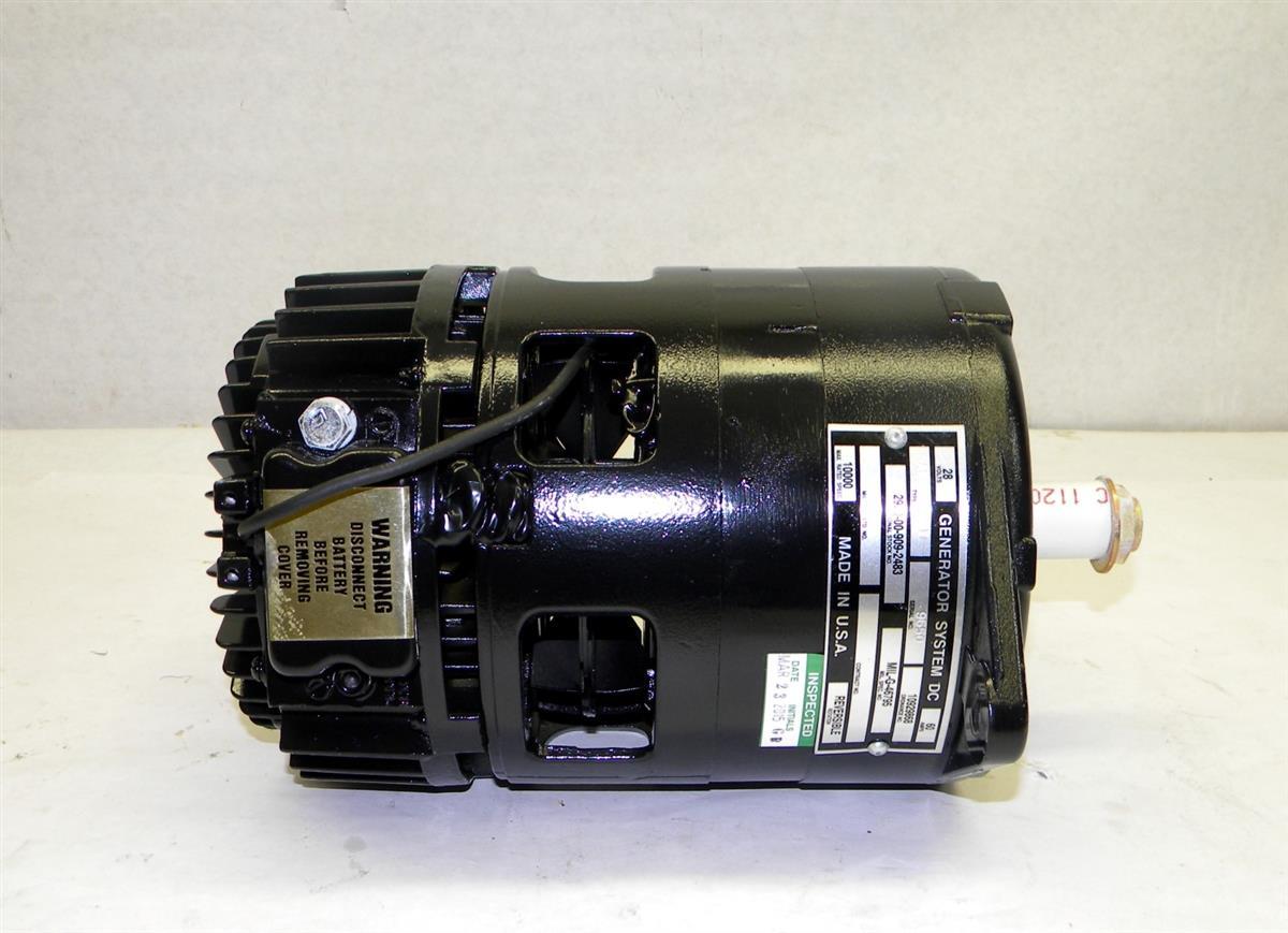 cucv alternator parts