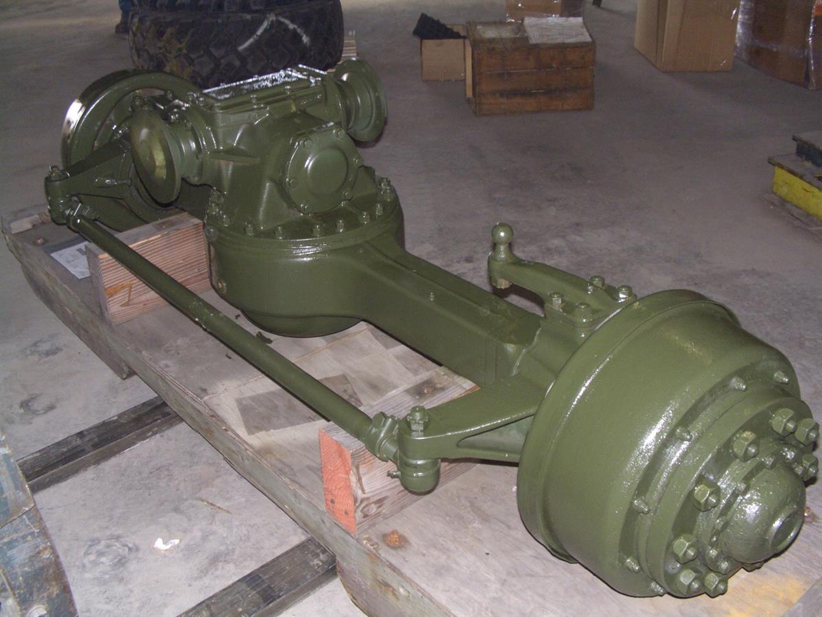 5 Ton Front Steering Axle Assembly