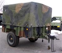 Trailer, Cargo, 2-Wheel Light LTT M1101 W/ title