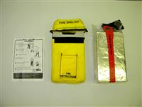SP-1390 | 4240-01-121-8698 Shelter, Fire and Case, Fire Shelter (1).JPG
