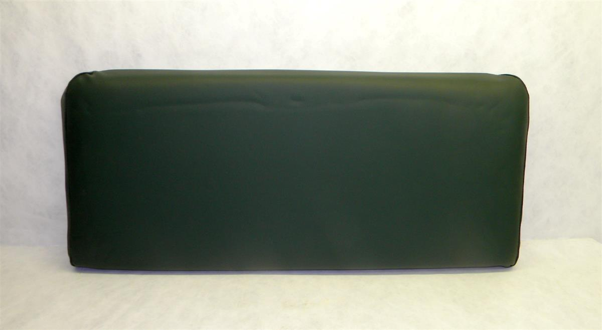 9M-791 | 2540-01-089-9644 Passenger Seatback Rest Cushion, Green Vinyl Newly Upholstered for M939 A1 and A2 Series 5 T (3).JPG