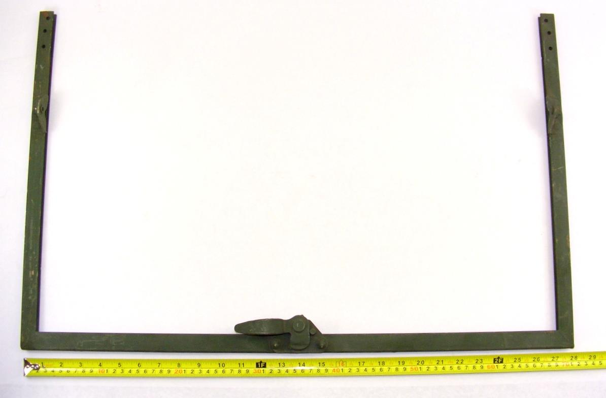 COM-3249 | 2510-01-158-7090  Windshield Glass Lower Frame with Lock (5).JPG