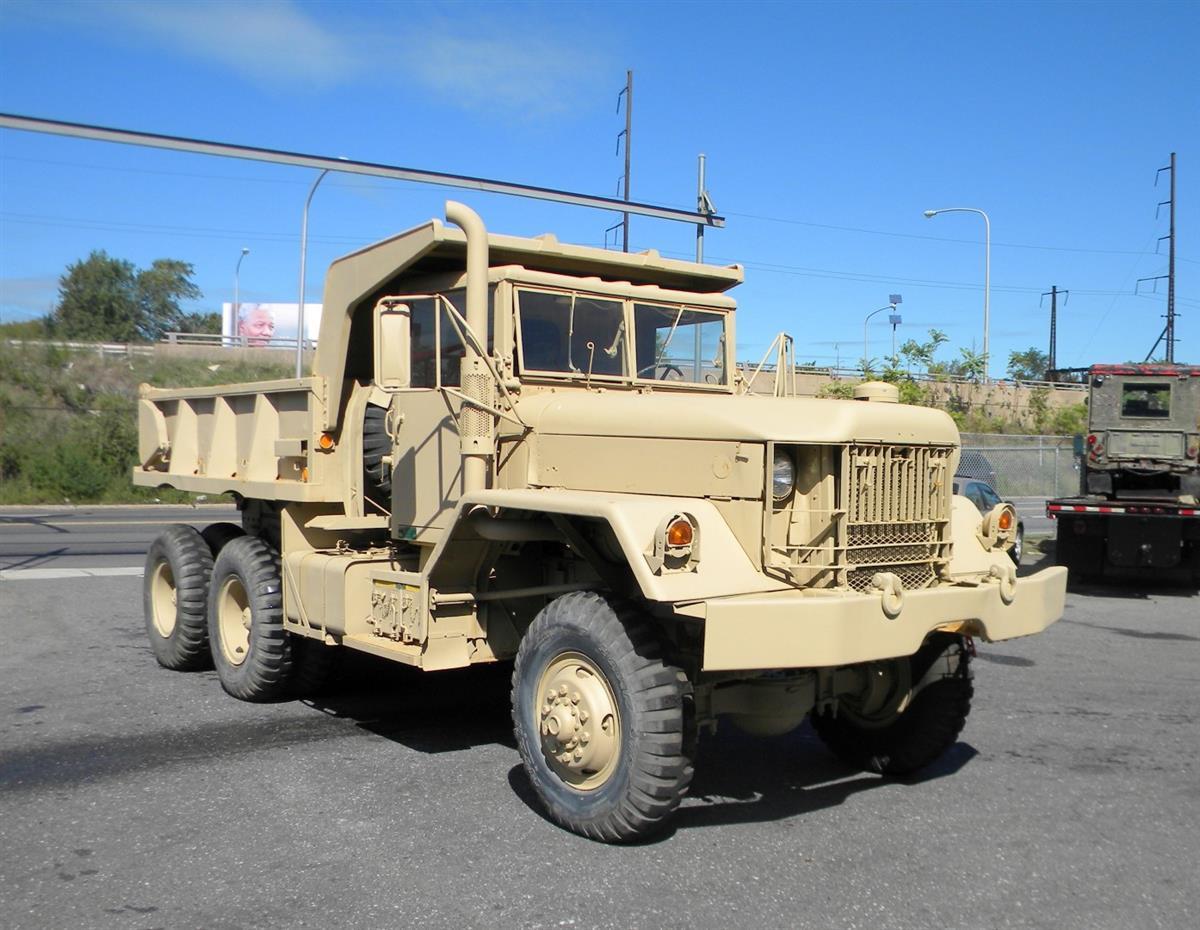 M817 5-Ton Dump Truck
