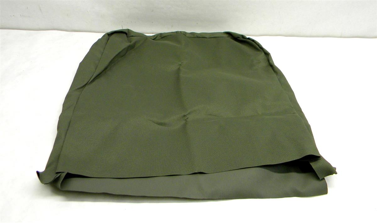 M35A2 Series Drivers Side Back Seat Cover, Green Canvas ...