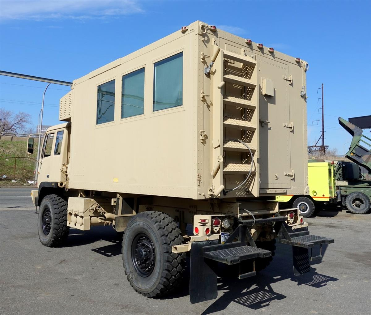 M1079 FMTV Van Truck at Eastern Surplus & Equipment Co  for