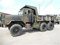 M929A1 Dump Truck with Hard Top