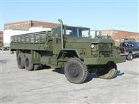 M814 Long Wheel Base Cargo Truck
