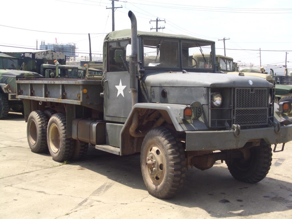 watch more like deuce and a half fuel trucks m35a2 2 5 ton cargo truck