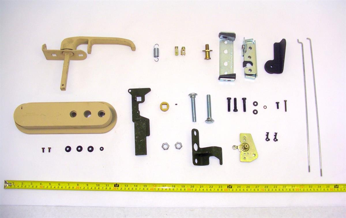 FM-171 | 2510-01-555-6312 Parts Kit, Vehicular, Door Upgrade Kit Passenger Side with Spacer for LSAC (2).JPG