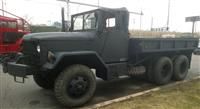 M35A2 With Winch Custom Black Paint