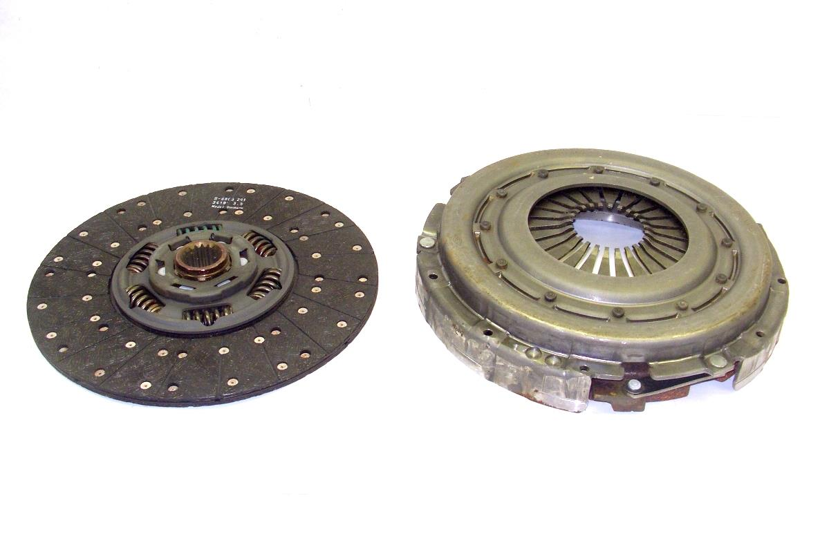 SP-1350 | Mercedes Benz Clutch Disk and Pressure Plate (3).JPG