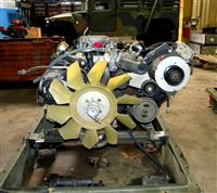 HM-599 | 6.5L Turbo Diesel 8 Cylinder Engine with 100 AMP Alternator. Running Take Out. USED (4).JPG