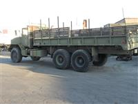 M927 Extra Long Wheel Base 5 Ton Cargo Truck