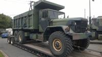 Custom Made Extra Large M809 AWD Dump Truck