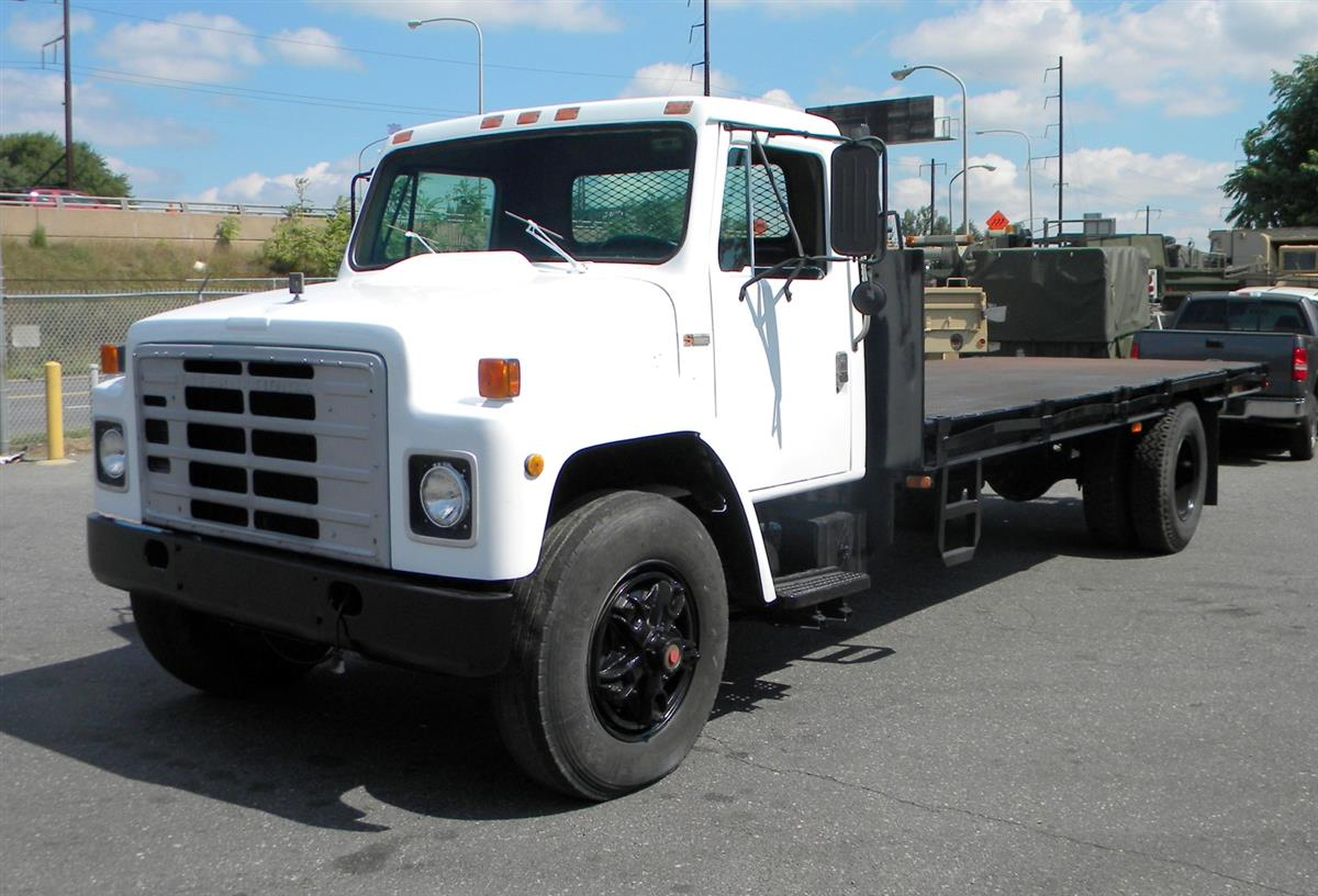 1980 International Flatbed Truck Model 1854 Gallery Eastern Surplus Gmc Topkick 6500 Mitula Cars Flatback 43