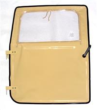 HM-524 | 2510-01-330-6174 Door, Vehicular, Soft Top Door, Front Left Hand, Tan Complete Door (4).JPG
