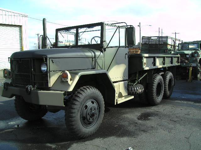 Custom Painted M35A2 | Gallery | Eastern Surplus