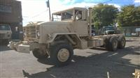 M942A1 5 Ton Long Wheel Base Cab & Chassis w/ Winch