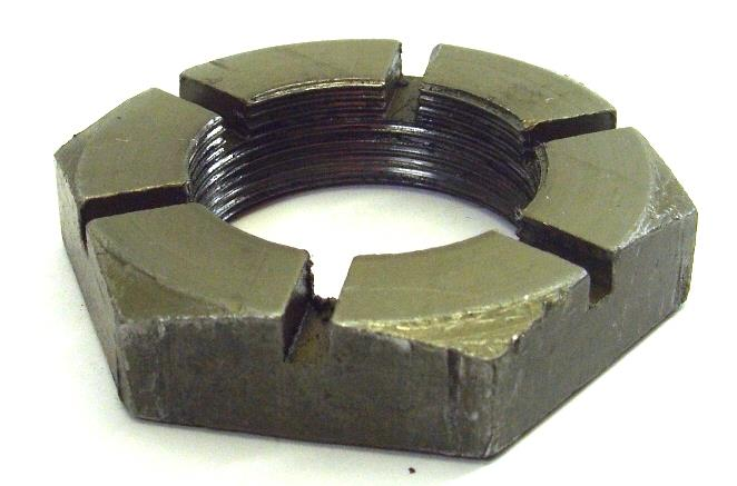 SPC-106 | SPC-106 Transmission Hexagon Slotted Nut.jpg