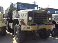 M923A2 5 Ton Cargo Truck Dropside Bed