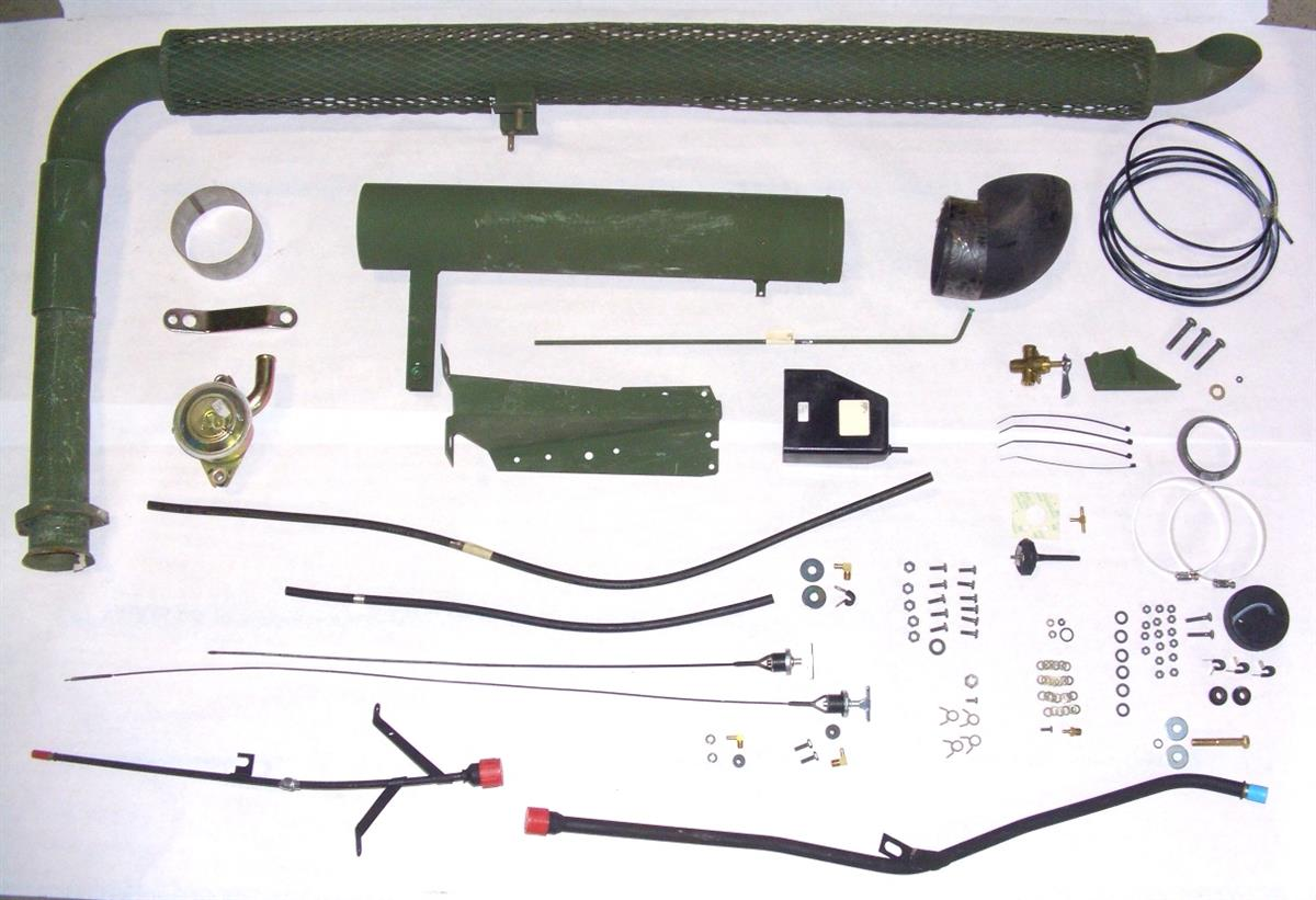 HM-513 | 2590-01-319-5435 Installation Kit, Engine Exhaust System.JPG