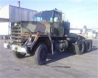 M916 AM General 5th Wheel Tractor