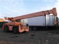 P&H W180 Rough Terrain 18 Ton Crane