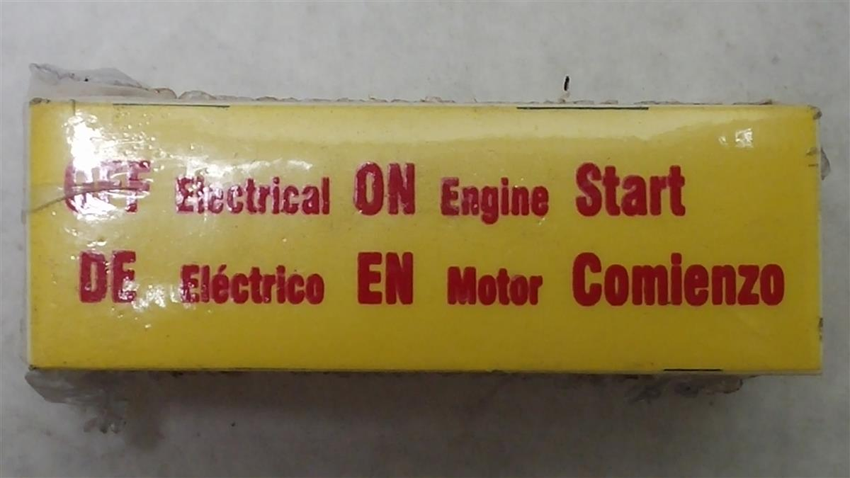 DT-322 | Off Electrical On Engine Start Decal 1.jpg