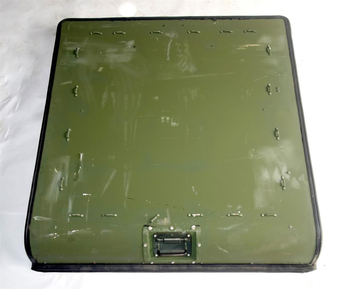 HM-715 | 2510-01-476-2171 Rear Slant Back Cargo Hatch for HMMWV NOS (6).JPG
