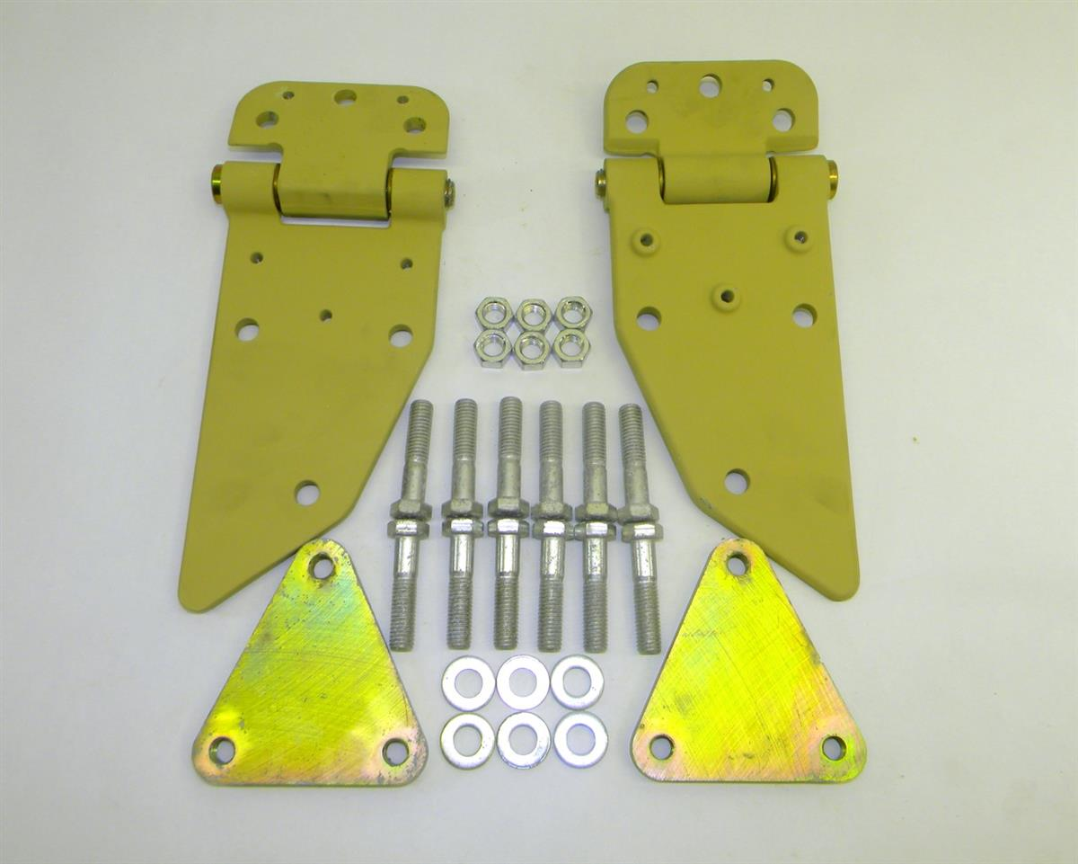 MRAP- | 2510-01-564-0436 Door Hinge Kit MRAP .JPG
