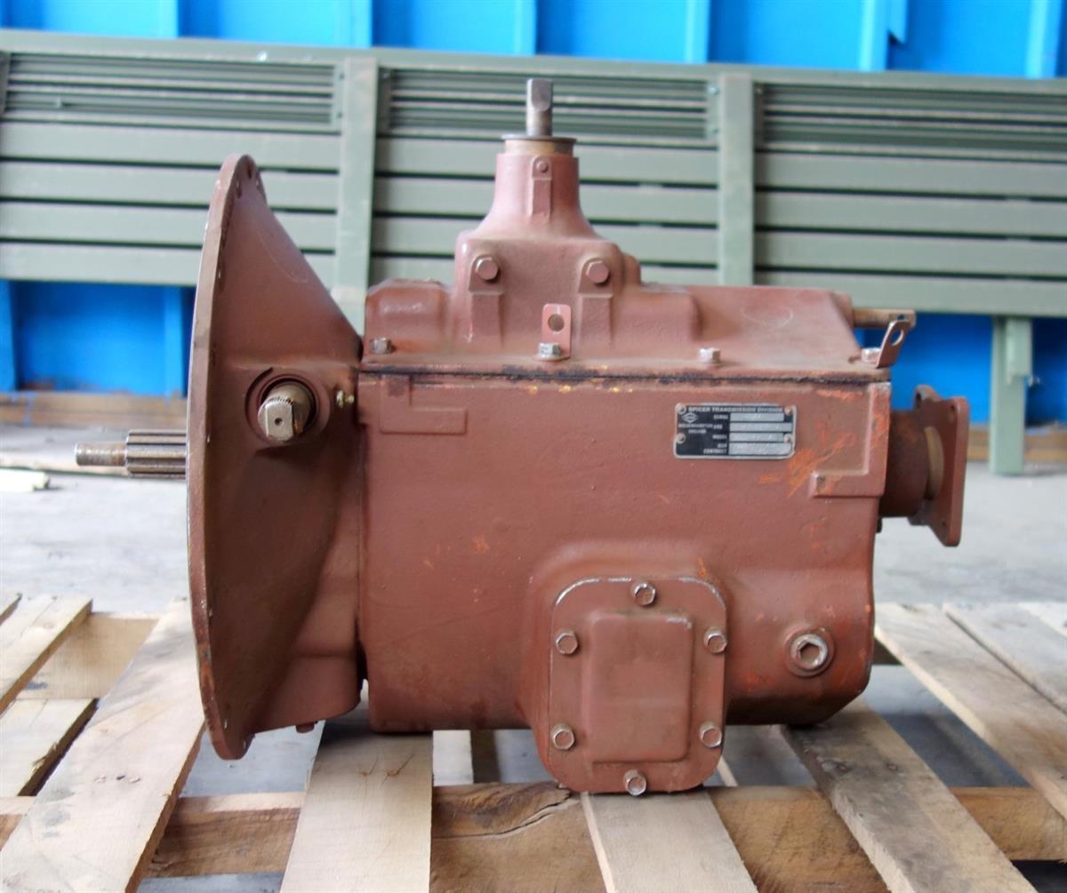 M35A2 5 Speed Transmission