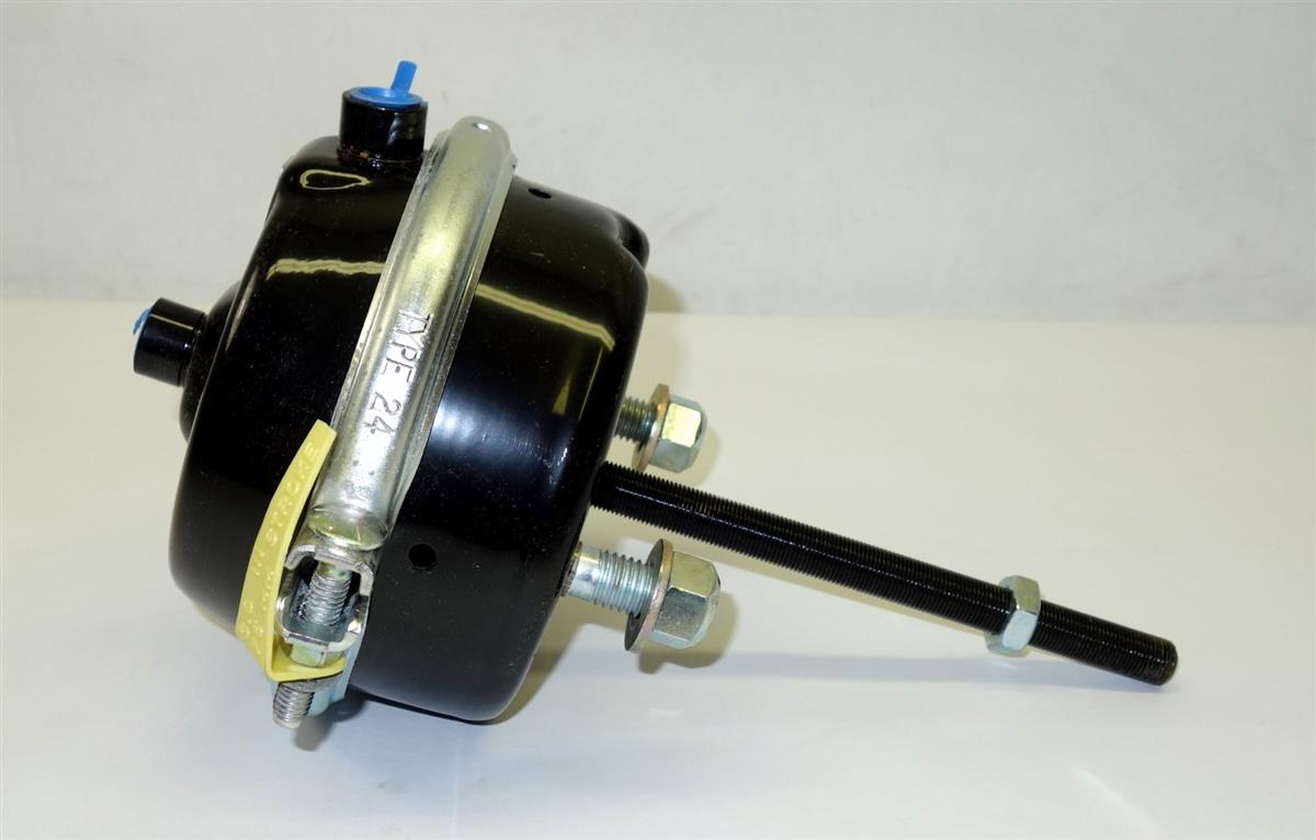 HEM-221 | 2530-01-518-3773 Model C24L3 Front AIr Brake Chamber Assembly for HEMTT NOS (5).JPG