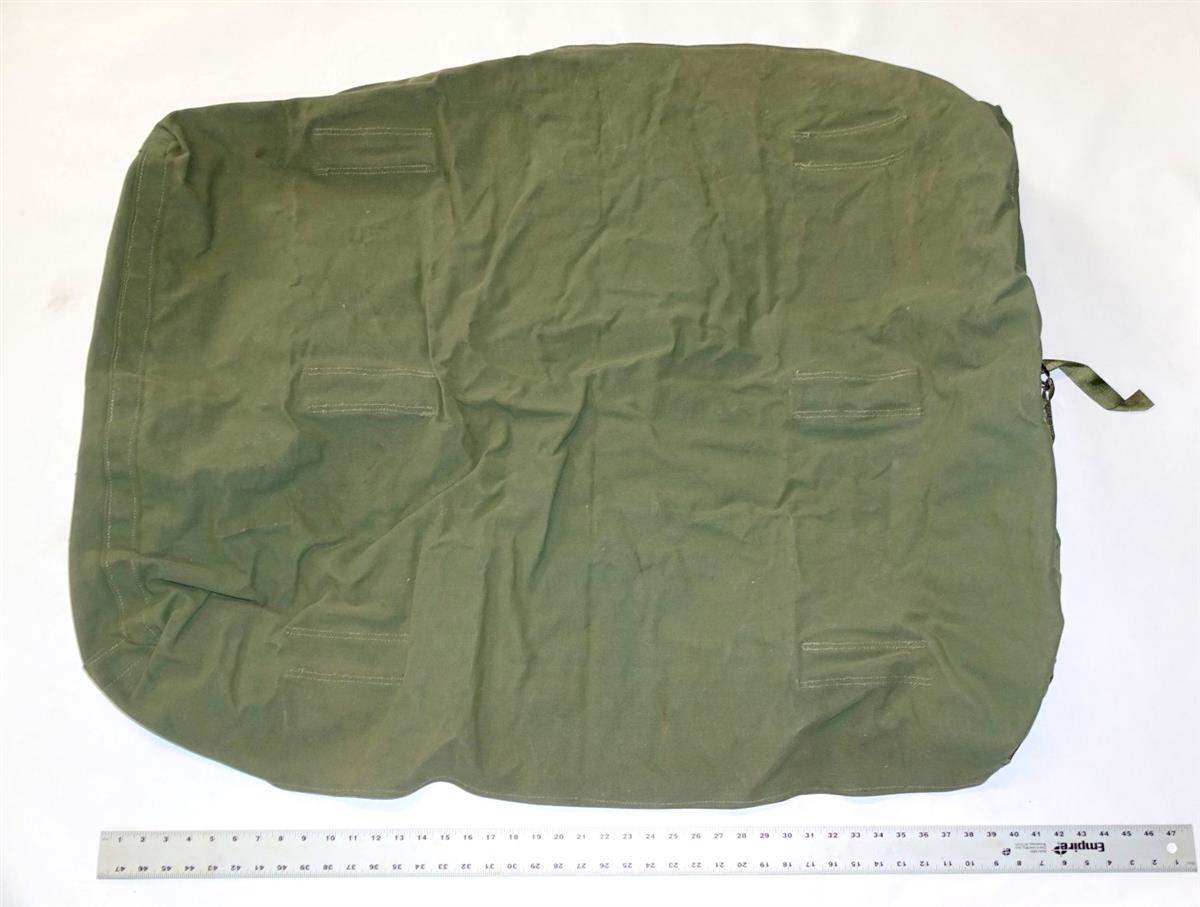 5T-943 | 2540-00-860-2355 Wrecker Gondola Seat Station Canvas Canopy Cover for M816 M936 NOS (2).JPG