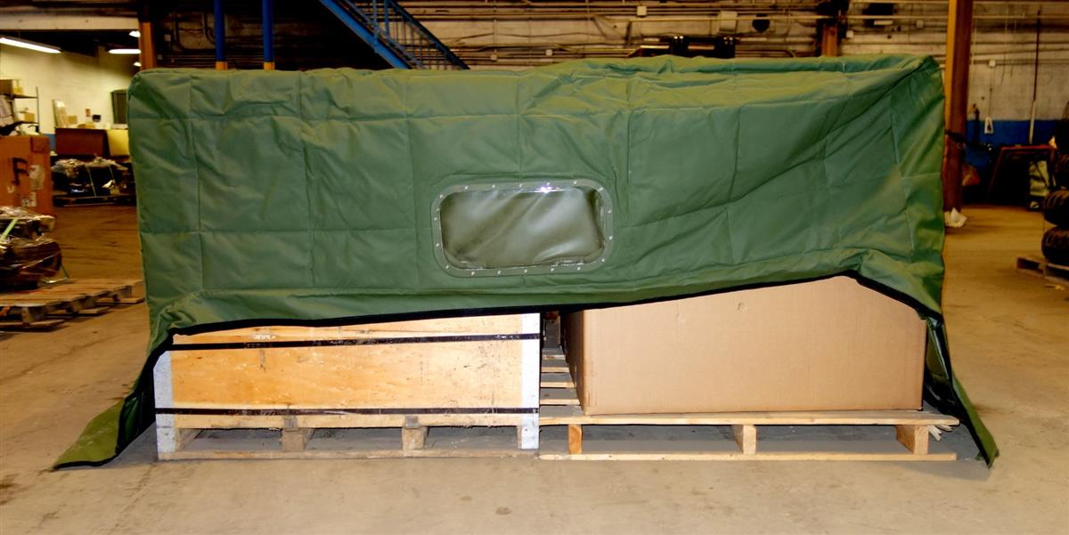 HM-708 | 2540-01-315-3762 Insulated Green Arctic Cargo Cover for 2 Door HMMWV NEW (2).JPG