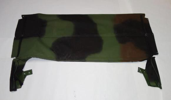 HM-687-OP | 2540-01-450-4017 2 Man Camo Soft Roof Top Cover for HMMWV NOS (2).jpg
