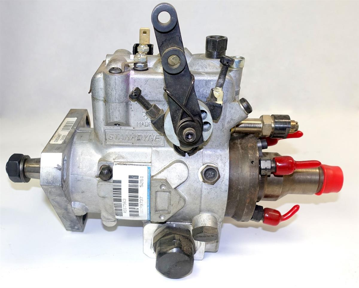 Stanadyne injector pump service Manual