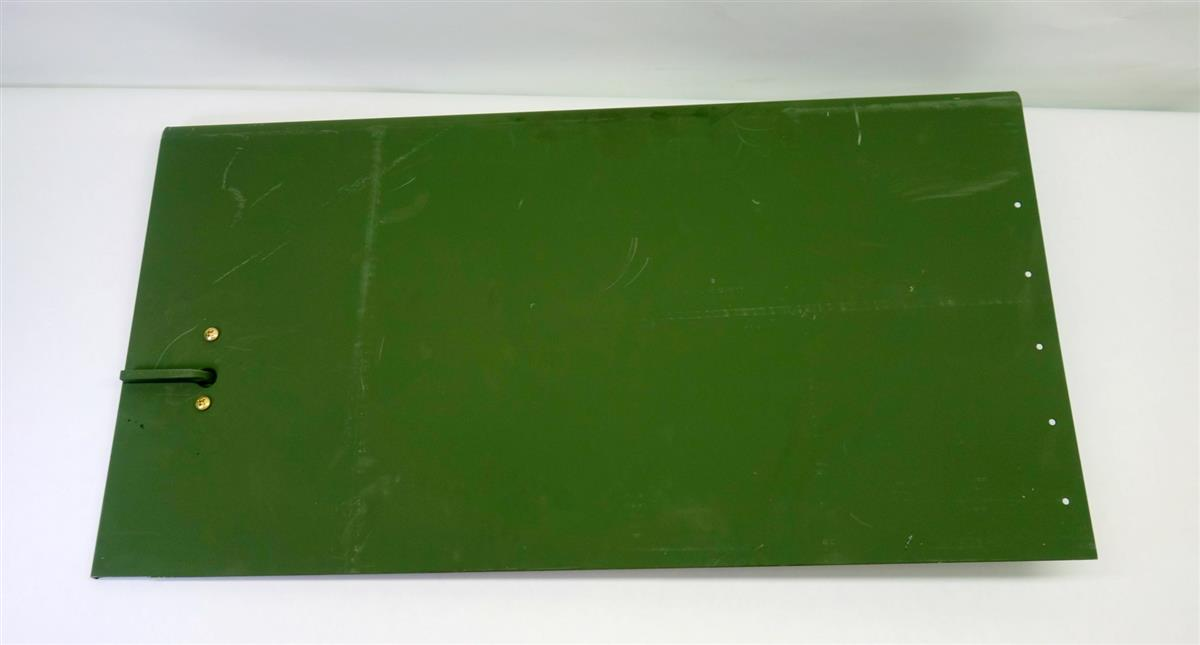 5T-843 | 5340-01-060-7450 Battery Box Access Door Panel for M54 Series 5 Ton Trucks NOS (3).JPG
