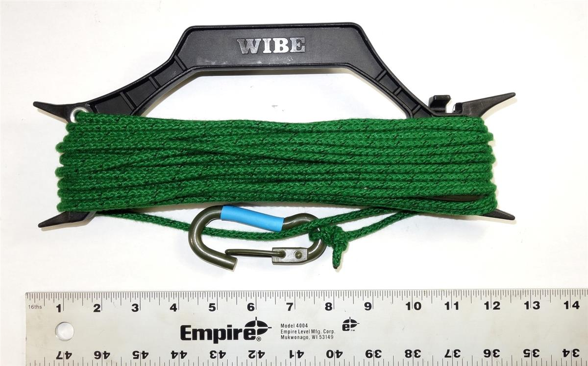 SP-1932 | 5985-01-254-9561 U.S. G.I. Rope And Carabiner Set With Stay Winder NOS (1) (Large).JPG