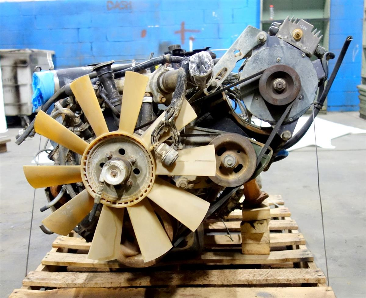6 2 Liter Gm Diesel Engine For Hmmwv 1 1  4 Ton