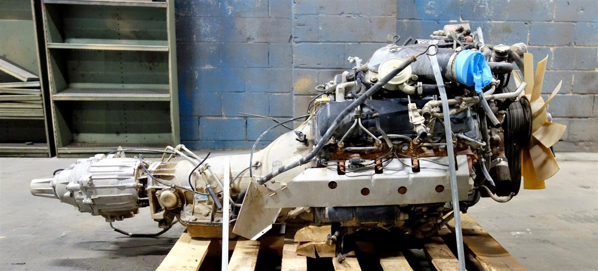 HM-698 | 6.2 Liter GM Diesel Engine with 3 Speed Automatic Transmission and Transfer Case USED (5).JPG