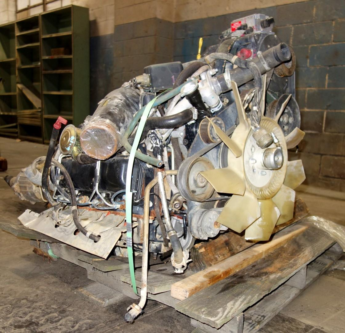 6 5 liter general motors diesel engine for hmmwv 1 1 4 ton