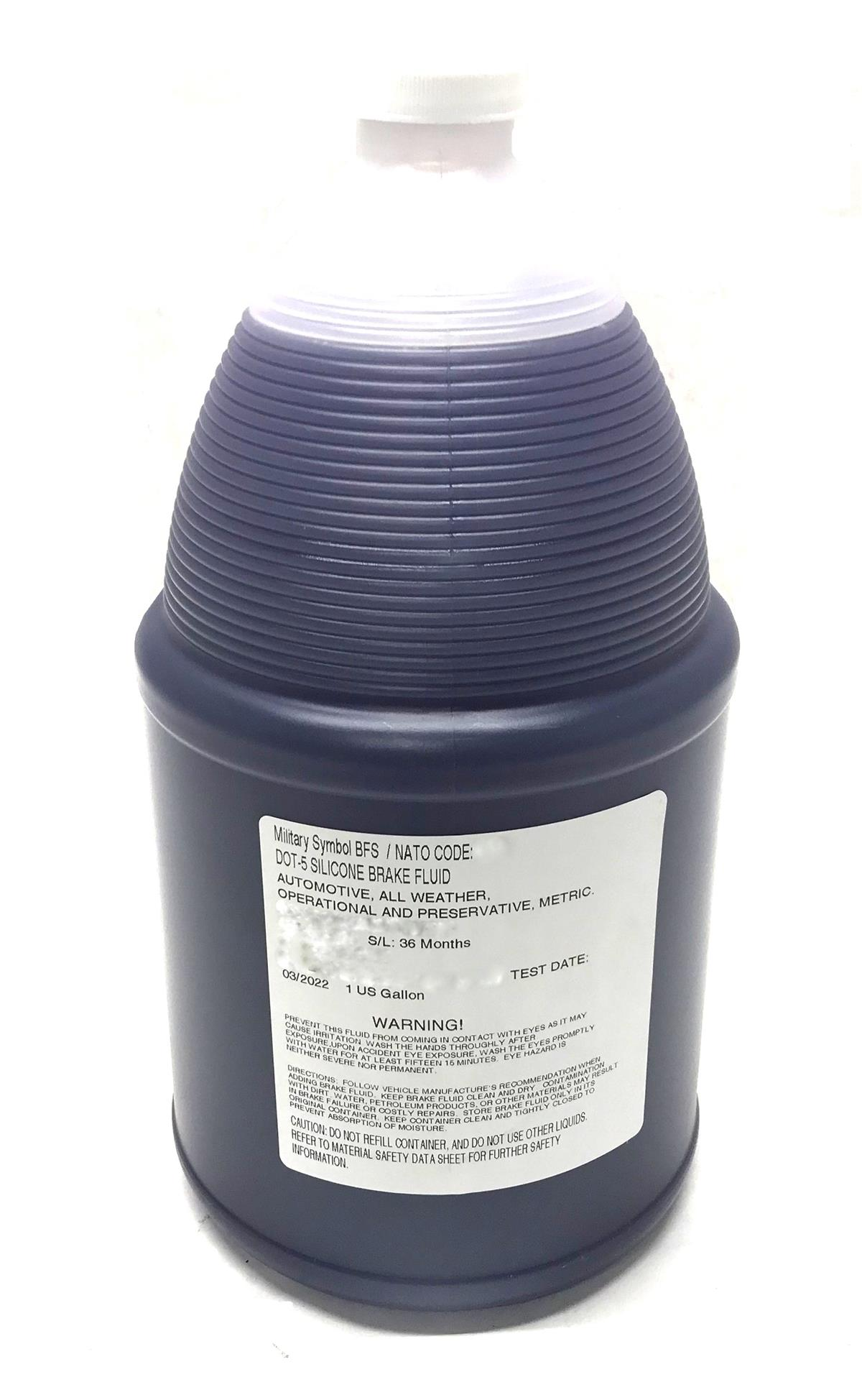 Dot 5 1 Brake Fluid >> Dot 5 Silicon Brake Fluid