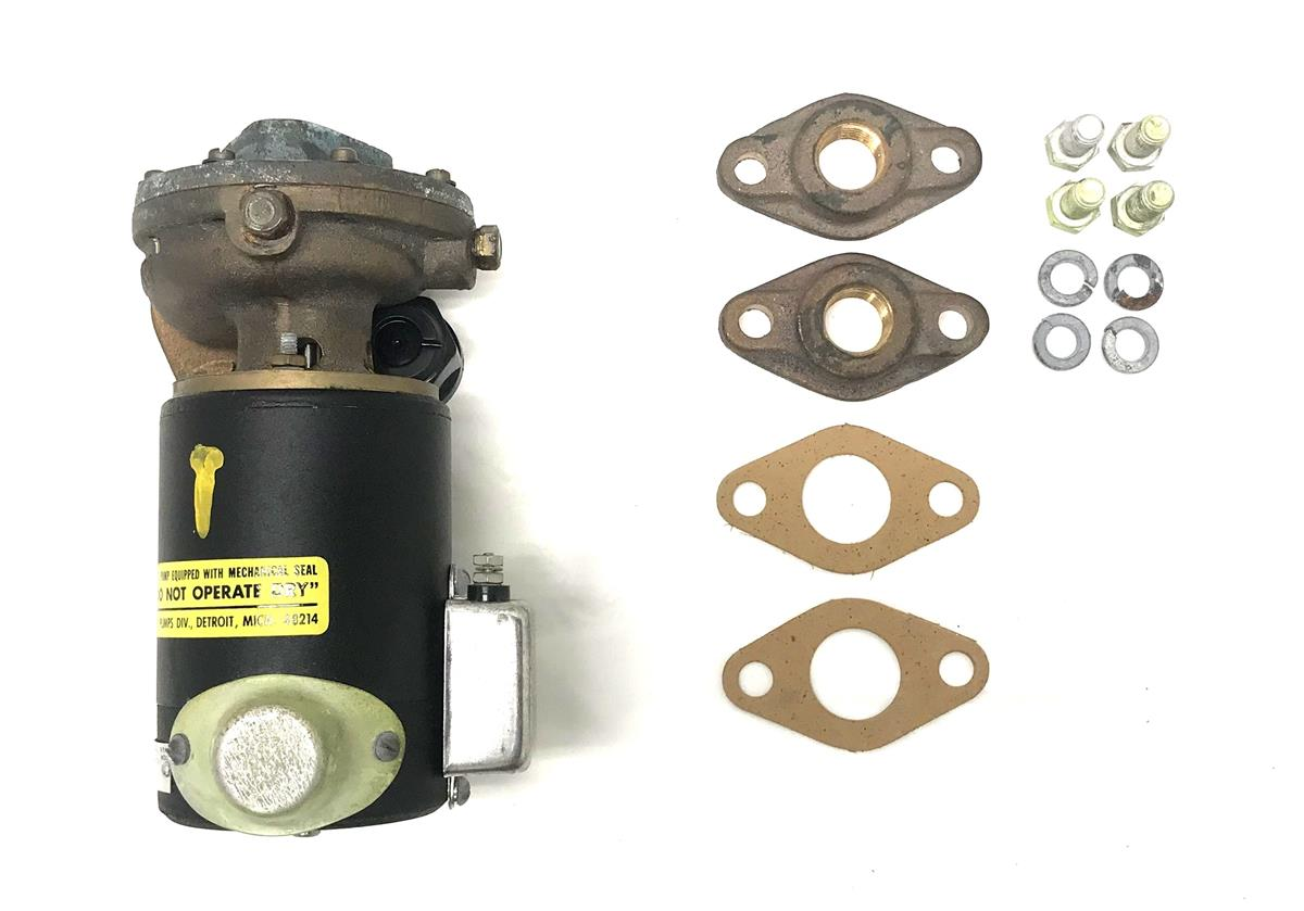 ALL-5286 | ALL-5286 Centrifugal Electric Pump Assembly for M939 Coolant Heater with Hardware (1).jpg
