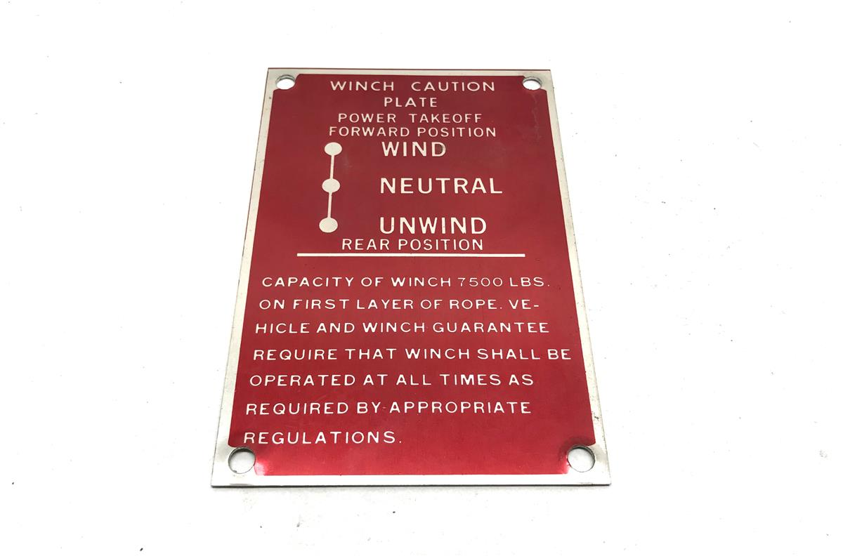 DT-471 | DT-471 Winch Caution Data Plate (1).jpg