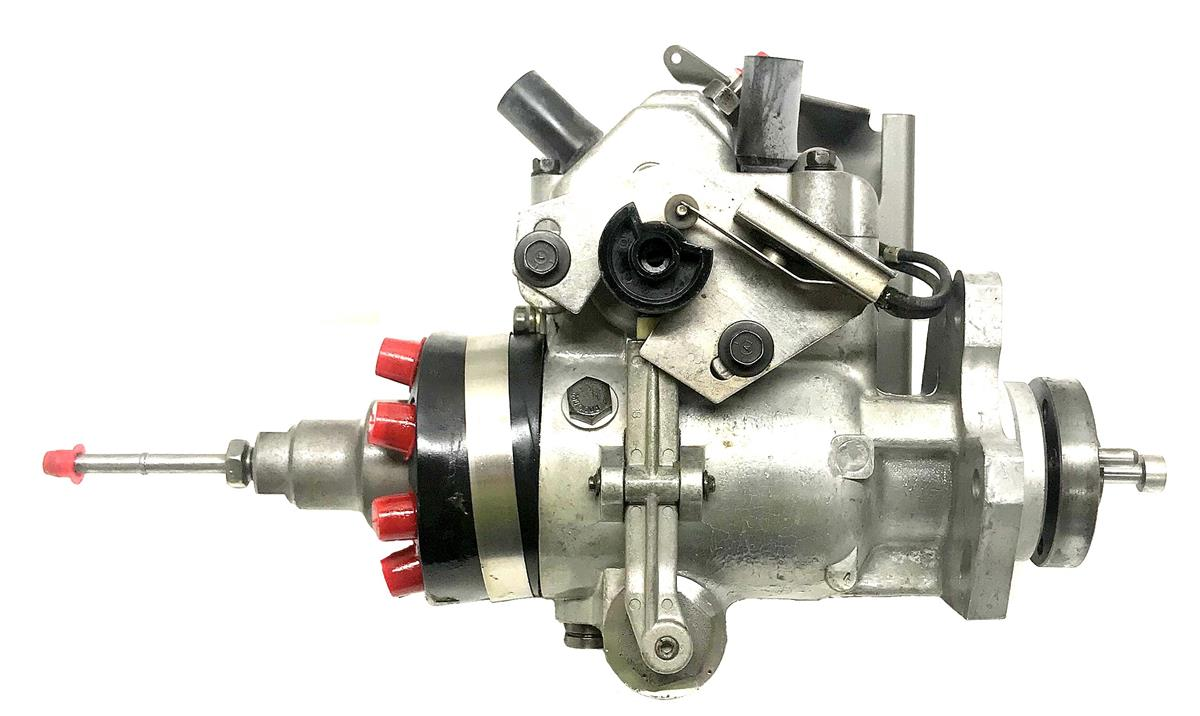 6 5L Turbo Diesel Fuel Injection Pump With Throttle Position